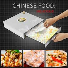 Tray Steamer Rice-Roll-Machine Vermicelli Cooking Kitchen Stainless-Steel Fast-Making