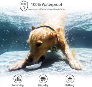 Image 4 - تعزيز الكلب طوق تدريب قابلة للشحن صدمة كهربائية الاهتزاز الصوت للكلاب الكبيرة الصغيرة IP67 النباح طوق تدريب الكلاب