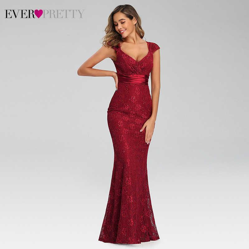 שחור שמלות נשף 2020 פעם די V-צוואר נצנצים בת ים שרוולים אלגנטי נשים נצנצים שמלות נשף Mezuniyet Elbiseleri