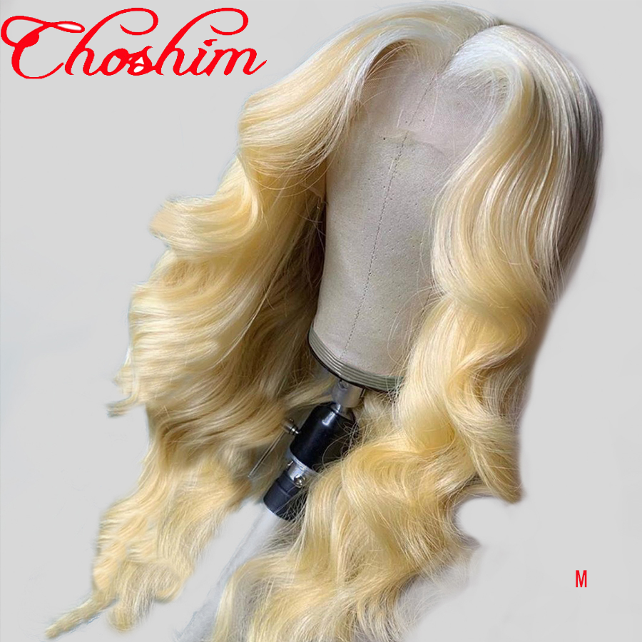 High-Density-13x6-Deep-Part-Body-Wave-613-Blonde-Lace-Front-Human-Hair-Wigs-Pre-Plucked