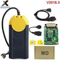 Newest Version Diagnostic tool actia Multi Diag Multi Diag Access J2534 interface OBD2 Device Multidiag J2534 in stock