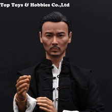 In stock 1/6 Master Z: Ip Man Legacy Head Sculpt Chinese Kongfu Star F 12'' Male Figure Collectible Doll fans Toys Accessories new in stock ip 261 cv ip 261 ev