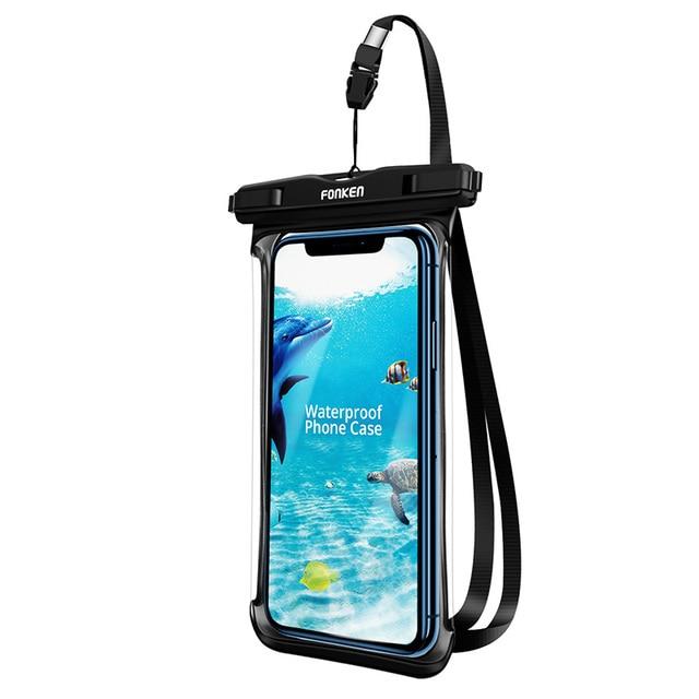 מגן לטלפון נגד מים 1