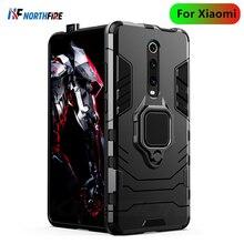 Caso armadura Para Nota Redmi 8 Pro 8 7 4X 5 6 6 Pro Caso Para Xiaomi Mi Mix 2 2S Max 3 9 Lite 8 9T 9SE A1 A2 Redmi 6 6 Pro K20 Coque