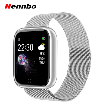 I5 Smart Watch Sports Pedometer Heart Rate Blood Pressure Monitoring Men and Women Smartwatch For Hua wei iPhone Phone