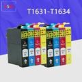 16XL T1631 - T1634 T1621 T1624 совместимый чернильный картридж для принтера Epson WorkForce WF 2010 2540 2750 2510 2520 2530 2760 принтер