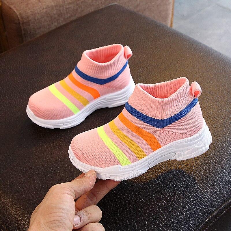 lazer crianca esportes sapatos de corrida meninos 02