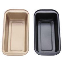 1 шт diy антипригарным кастрюлю хлеба Прямоугольная форма для