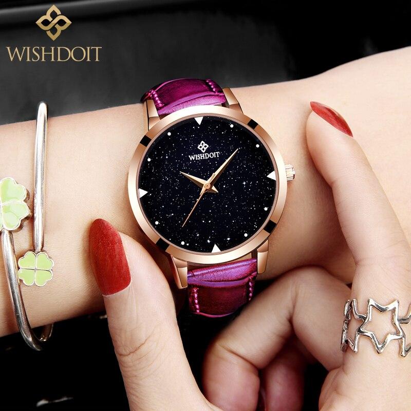 Women Watches Fashion Dress Ladies Watch Women Leather Quartz Wrist Watch Relogio Feminino Girl Clock Montre Femme