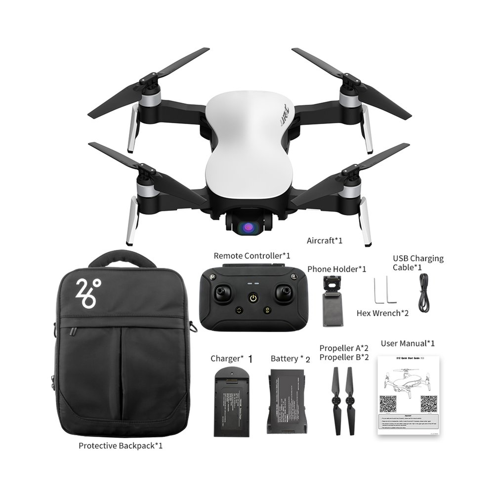 X12 RC <font><b>Drones</b></font> 5G 4K Camera HD Optical Flow <font><b>Brushless</b></font> 4-Channels Aircraft Helicopter Stabilizing Gimbal GPS <font><b>Drone</b></font> Toys image