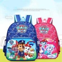 Сумка «Щенячий патруль», Детская школьная милая сумка, милый рюкзак с мультипликационным принтом, Детская сумка для детского сада, детские игрушки, 2D29