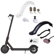 Para-lamas scooter durável para xiaomi m365/m365 pro scooter elétrico pneu respingo fender com traseira traseira guarda asa
