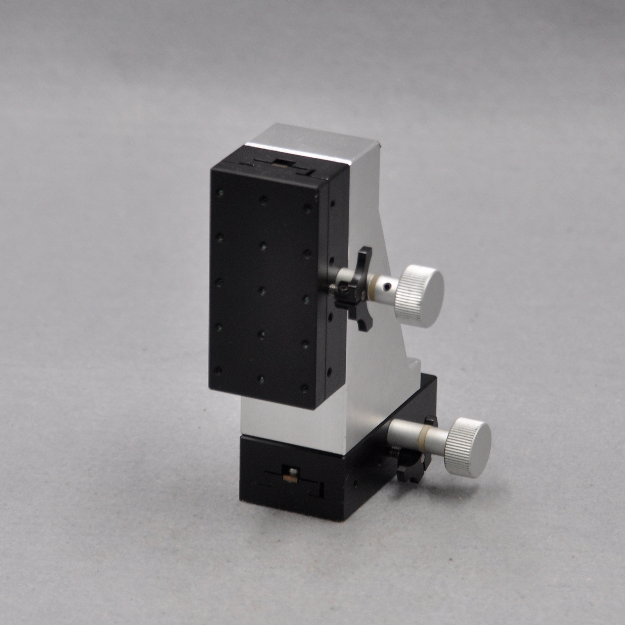 YZ Axis Two-dimensional CHUO 40 * 80mm Manual Precision Lifting Displacement Slide Optical Experiment Tuning Platform