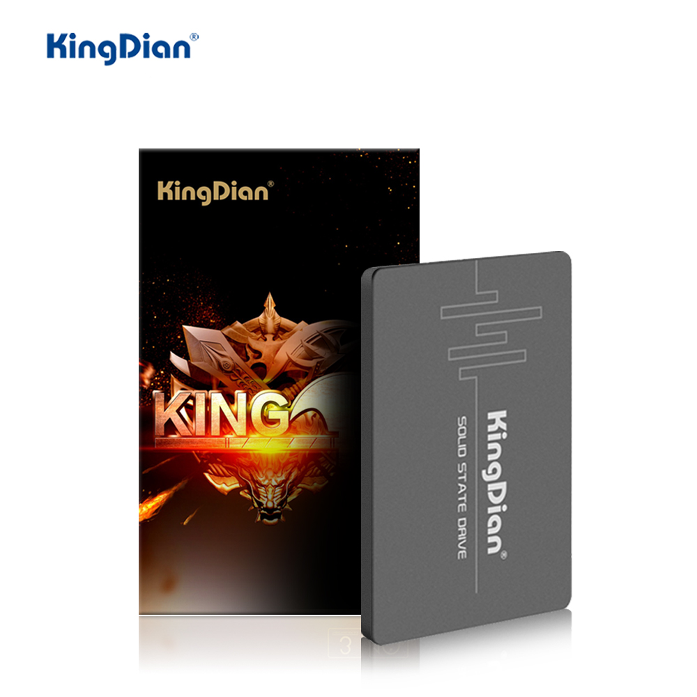 "KingDian SSD 1 to 240 go 120 go HD SSD SATA III 3 disque dur 2.5 ""SSD 128 go 256 go 512 go 480 go disque dur go disque SSD interne"