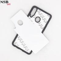 Nsb Uni Zachte Rubberen Phone Case Covers Voor Sam Sung A20S Sublimatie Lege Mobiele Telefoon Beschermende Telefoon Geval Diy Telefoon gevallen