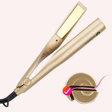 Hairdiva Professional Twist LED Hair Straightener Curler Mul