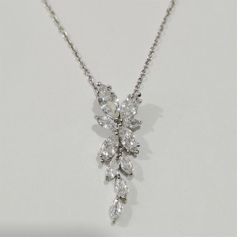 Necklace Whitegold
