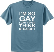 Design para camiseta orgulho gay engraçado legalizar o casamento gay direitos parade azul