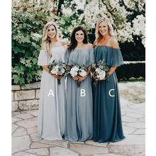 2019 Sexy Women Bridesmaid Dresses Suknie Na Wesele Wedding Guest Dress Party Dress