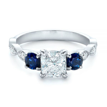 هويتان الساحرة الثلاثي الزركون مع تويست معبد حجر تصميم امرأة خاتم الزواج رومانسية هدية لصديقة خواتم أنيقة بسيطة