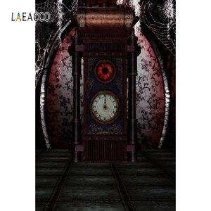 Image 5 - Pared de ladrillo viejo piso de madera Steampunk casa oxidado engranajes fotografía fondos Vintage Grunge retrato fotofono