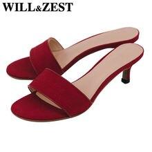 Женские босоножки с вышивкой will & zest обувь из поплина в