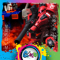 CMT In Stock ORIGIANL BANDAI Tamashii Nations GUNDAM FIX FIGURATION METAL COMPOSITE MS 06S Char's Zaku II and RX 78 02 Gundam