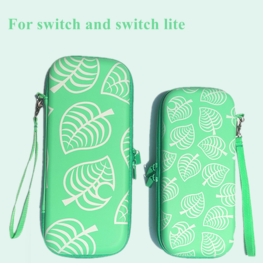 New Animal Crossing Storage Bag For Nintend Switch Lite Case Portable Pouch Cover For Nintendo Switch Case Mini