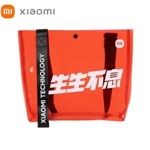 Image 2 - Xiaomi Mi Shoulder Bags Women Men Fashion Backpack Xaomi Multifunctional Sports Leisure Waist Chest Bag Xiomi Travel Outdoor NEW