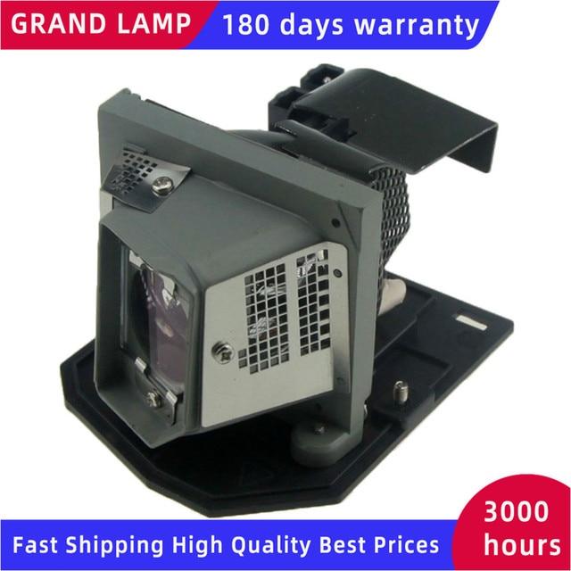 החלפת מנורת הנורה עם דיור NP10LP עבור NEC NP100; NP200; NP200A; NP200G; NP110G מקרנים