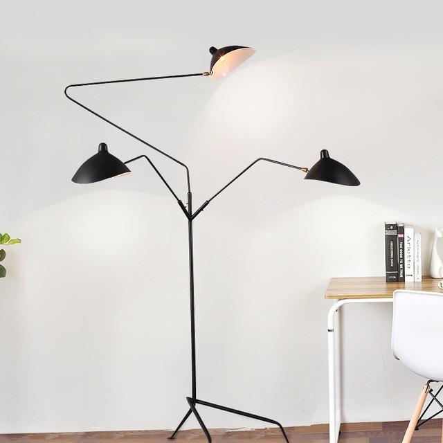 Designer Tripod Floor Lamp  1