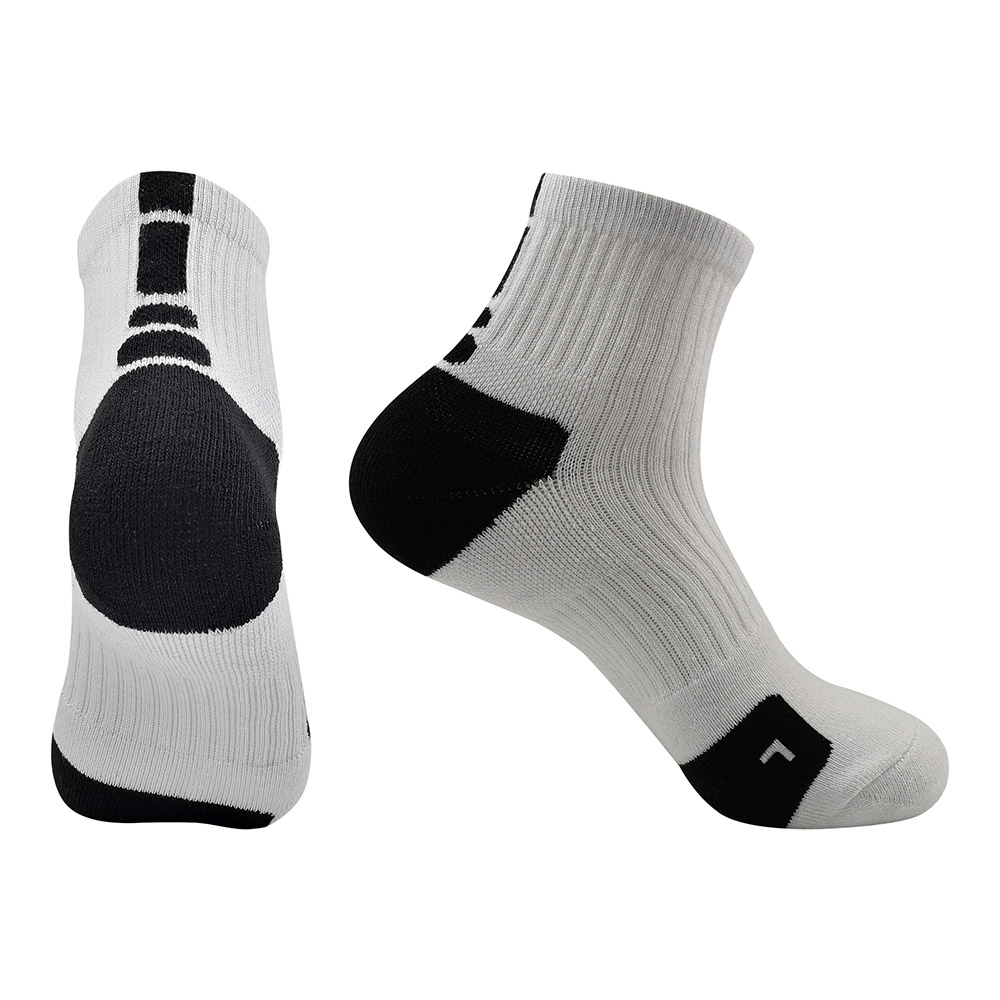 Cycling Socks Knee-High Professional Bicycle Compression Stocking Breathable Outdoor Sport Footwear Protect Running Socks BC0226 (23)