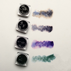 Artysta warstwowy kolor akwarela worek na próbki profesjonalny Pigment akwarele na akcesoria do malowania Akwarele    -