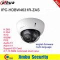 Dahua ip-камера 6MP POE IPC-HDBW4631R-ZAS 2,7 ~ 13,5 мм варифокальный моторизированный объектив IR30M Встроенный слот для sd-карты аудио 1/1 сигнал тревоги 1/1