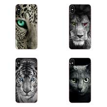 Art Animal Eyes Dog Lion Wolf Owl Cat For Huawei Honor Nova Note 5 5I 8A 8X 10 Pro 9X For Moto G G2 G3 G4 G5 G6 G7 Plus(China)