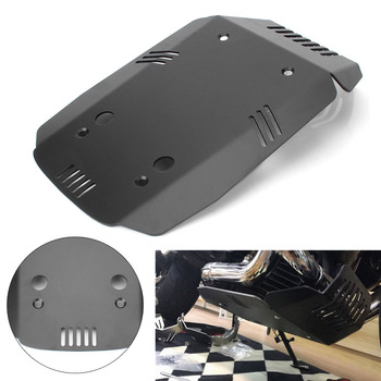 Motorcycle Engine Guard Skid Plate Protector For BMW R Nine T R9T & Scrambler 2013 2014 2015 2016 2017 CNC Aluminum