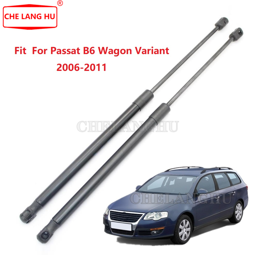 2pcs For VW Passat B6 Variant  Estate 2006 2007 2008 2009 2010 2011 Car-styling With Tool Gas Trunk Tailgate Shock Strut Lifter