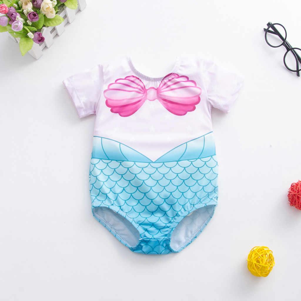 Купальник с героями мультфильмов летняя Новинка одежда для купания малышей
