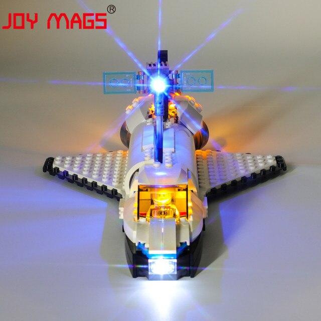 Фото комплект из светодисветильник joy mags only для 31066 creator