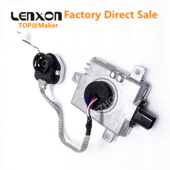 LX Factory high quality HID XENON D2S Ballast with cable for Mitsubishi OEM W3T19371 W3T16271 (for Acura Honda Mazda )