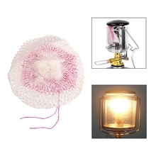 High quality durable bright shatterproof outdoor camping steam lamp cotton yarn wick gauze light accessories