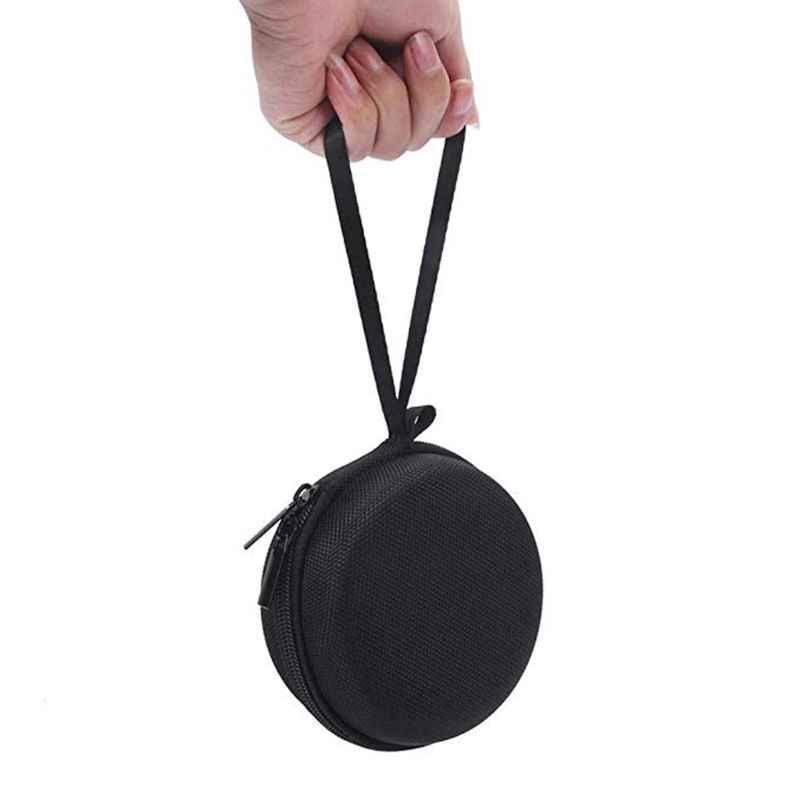 Túi Bảo Quản Hộp Đựng Ốp Lưng Người Tổ Chức Bao Túi Cứng Chống Sốc Du Lịch Cho Amazon Echo Dot 3 Loa Thông Minh