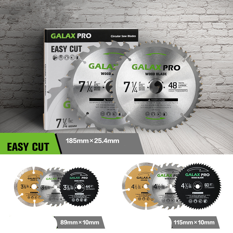 Mini Electric Saw Blade 89/115/185mm Power Tool Saw Blade Cutting Disc Multi-material