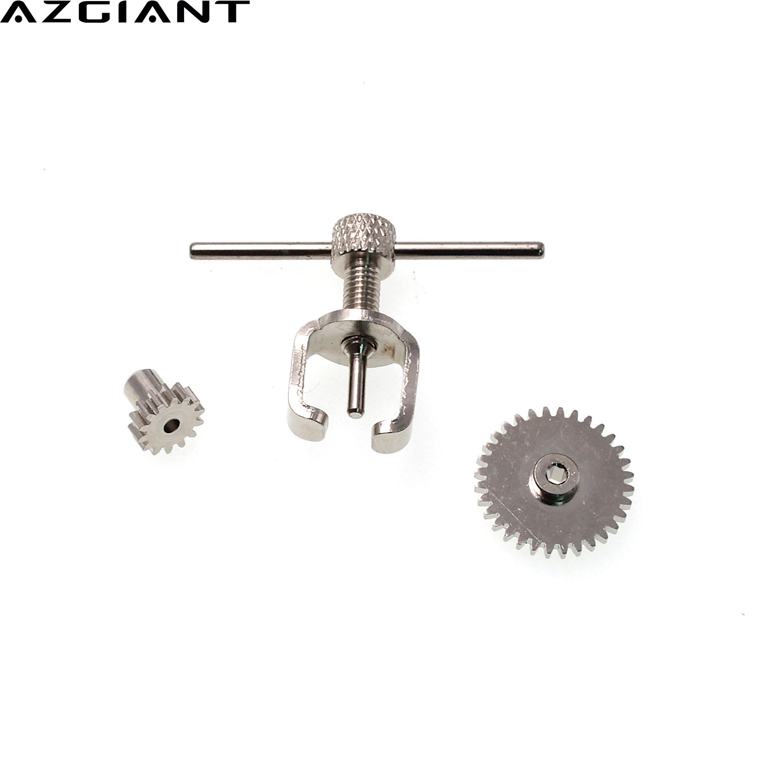Small Metal Gear Puller Extractor For Easy Removal Motor Pinion Iron