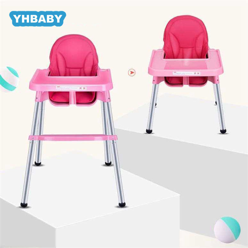 Baby High Chair Multifunctional Portable Dining Table Chair For Children