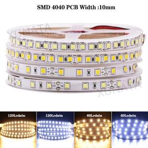 Image 2 - Nowa taśma LED o Ultra jasności 5M 4040 5054 5050 5630 12V elastyczna podświetlana taśma oświetlająca LED wstążka 120 leds/m jaśniejsza niż 2835