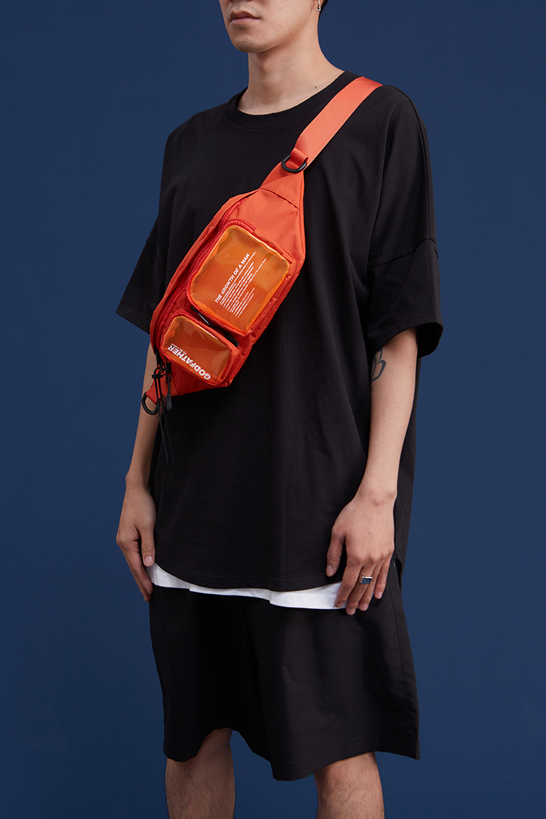 hip hop waist bag