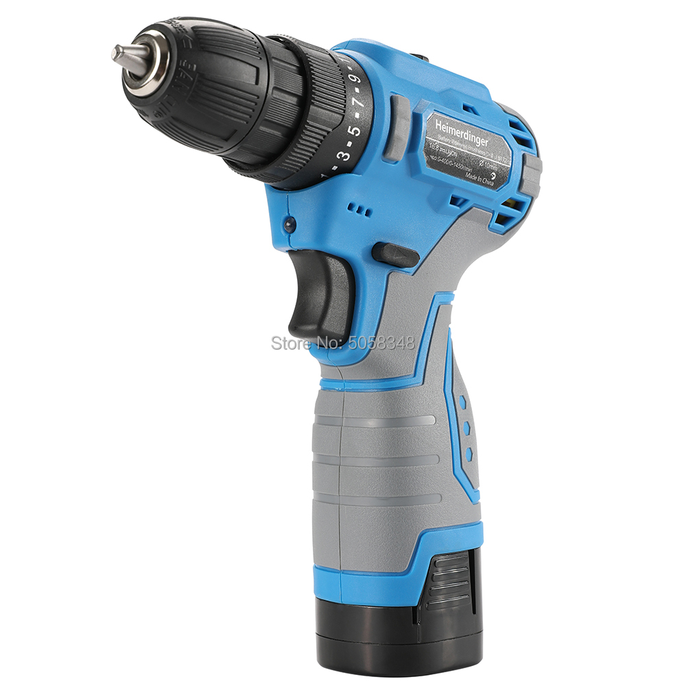16 8 Volt  lithium battery powered brushless cordless drill brushless screwdriver drill