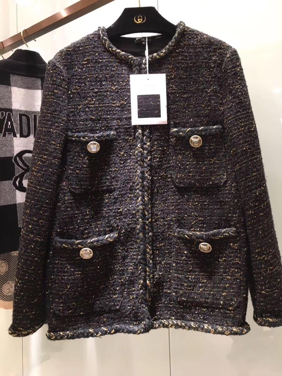 Fashion Winter Clothes Women's Blazer/Suit /Jackets Autumn Tweed Jackets/Blazer For Women Ladies Blazer Vadim Womens Clothing