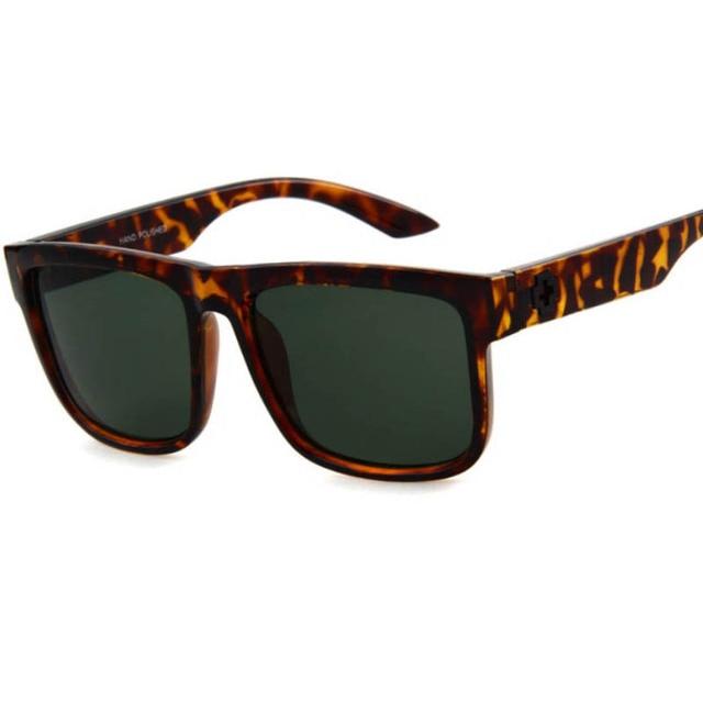 ClassicSportVintageMirrorSquare Sunglasses-UV400 6